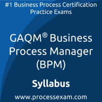 BPM dumps PDF, GAQM BPM Braindumps