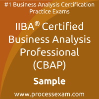 CBAP Dumps PDF, Business Analysis Professional Dumps
