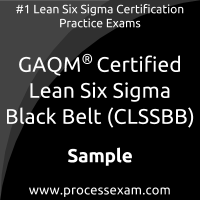 CLSSBB Dumps PDF, Lean Six Sigma Black Belt Dumps