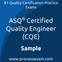 Free ASQ Certified Quality Engineer Sample Questions and Answers ...