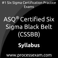 CSSBB dumps PDF, ASQ CSSBB Braindumps