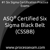 CSSBB dumps PDF, Six Sigma Black Belt dumps, ASQ CSSBB Braindumps