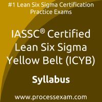 ICYB dumps PDF, IASSC ICYB Braindumps