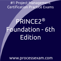 PRINCE2 Foundation Sample Questions and Practice Exam