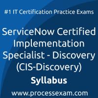 CIS-Discovery dumps PDF, ServiceNow CIS-Discovery Braindumps, free CIS-Discovery dumps, Discovery Implementation Specialist dumps free download