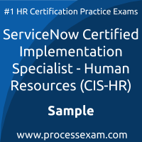 CIS-HR Dumps PDF, Human Resources Implementation Specialist Dumps
