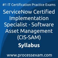 CIS-SAM dumps PDF, ServiceNow CIS-SAM Braindumps, free CIS-Software Asset Management dumps, Software Asset Management Implementation Specialist dumps free download