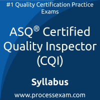 CQI dumps PDF, ASQ CQI Braindumps