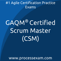 CSM dumps PDF, Scrum Master dumps, GAQM CSM Braindumps