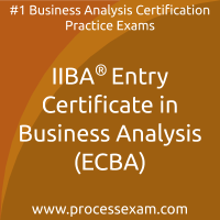 ECBA dumps PDF, Business Analysis Entry dumps, IIBA ECBA Braindumps