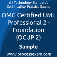 OMG-OCUP2-FOUND100 Dumps PDF, OCUP 2 Foundation Dumps