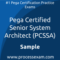 PCSSA Dumps PDF, Senior System Architect Dumps