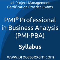 PMI-PBA dumps PDF, PMI PMI-PBA Braindumps