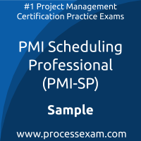 PMI-SP Dumps PDF, Scheduling Professional Dumps