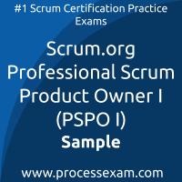 PSPO I Dumps PDF, Professional Scrum Product Owner Dumps, download PSPO 1 free Dumps, Scrum.org Professional Scrum Product Owner exam questions, free online PSPO 1 exam questions