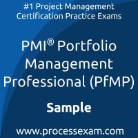 PfMP Dumps PDF, Portfolio Management Dumps, download Portfolio Management free Dumps, PMI Portfolio Management exam questions, free online Portfolio Management exam questions