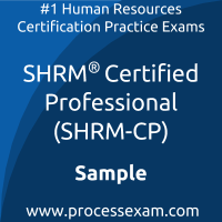 SHRM-CP Dumps PDF, Certified Professional Dumps