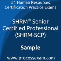 SHRM-SCP Dumps PDF, Senior Certified Professional Dumps