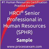 SPHR Dumps PDF, HR Senior Professional Dumps
