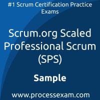 SPS Dumps PDF, Scaled Professional Scrum Dumps, download SPS with Nexus free Dumps, Scrum.org Scaled Professional Scrum exam questions, free online SPS with Nexus exam questions