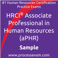 aPHR Dumps PDF, HR Associate Professional Dumps