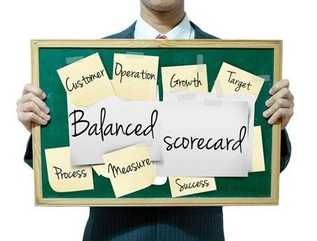 balanced score card merges with six sigma