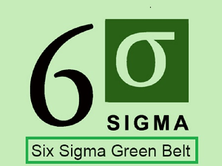 Six Sigma Green belt job opportunities