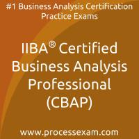 IIBA Certified Business Analysis Professional (CBAP) Practice Exam
