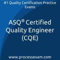 ASQ Certified Quality Engineer (CQE)