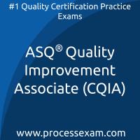 ASQ Certified Quality Improvement Associate (CQIA) Practice Exam