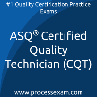 ASQ Certified Quality Technician (CQT) Practice Exam