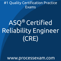 ASQ Certified Reliability Engineer (CRE) Practice Exam