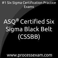 Six Sigma Black Belt (CSSBB)