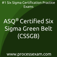 Six Sigma Green Belt (CSSGB)