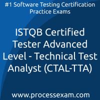 ISTQB Certified Tester Advanced Level - Technical Test Analyst (CTAL-TTA) Practi