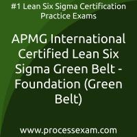 APMG International Certified Lean Six Sigma Green Belt - Foundation (Green Belt)