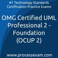 OMG Certified UML Professional 2 (OCUP 2) - Foundation Level (OMG-OCUP2-FOUND100