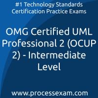OMG Certified UML Professional 2 (OCUP 2) - Intermediate Level Practice Exam