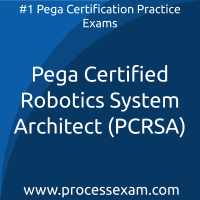 Pega Certified Robotics System Architect (PCRSA) Practice Exam