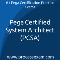 Pega Certified System Architect (PCSA) Practice Exam