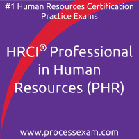 HRCI Professional in Human Resources (PHR) Practice Exam