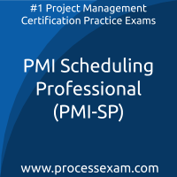 PMI Scheduling Professional (PMI-SP) Practice Exam