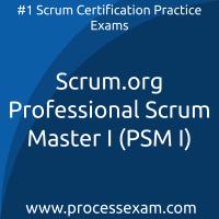 Scrum.org Professional Scrum Master I (PSM I) Practice Exam