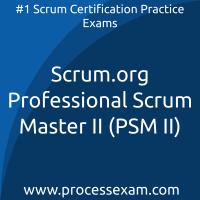 Professional Scrum Master II (PSM II) Practice Exam