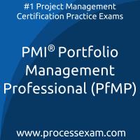 PMI Portfolio Management Professional (PfMP) Practice Exam