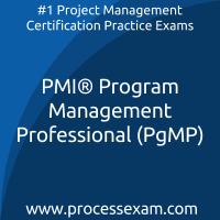 PMI Program Management Professional (PgMP) Practice Exam