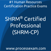 SHRM Certified Professional (SHRM-CP) Practice Exam