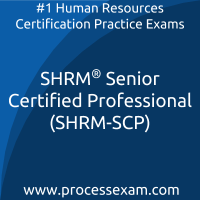 SHRM Senior Certified Professional (SHRM-SCP) Practice Exam