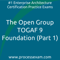 TOGAF 9 Foundation - Level 1 (OG0-091)