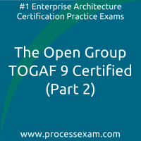TOGAF 9 Certified - Level 2  (OG0-092)